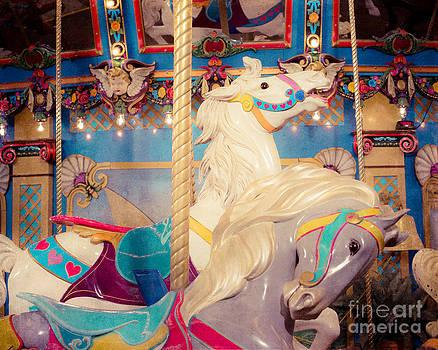 Sonja Quintero - Pastel Carousel