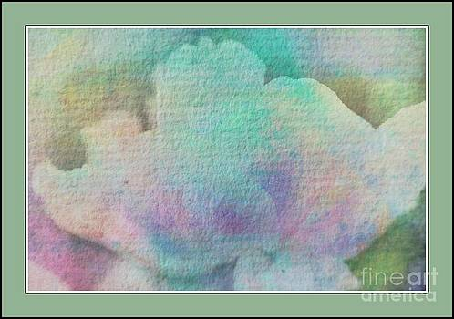 Pastel Flowers by Kathleen Struckle