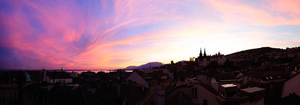 Charles Lupica - Pastel sunset