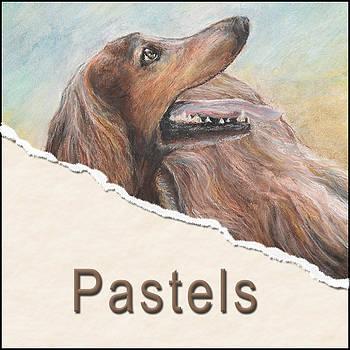 Arthur Fix - Pastels Button