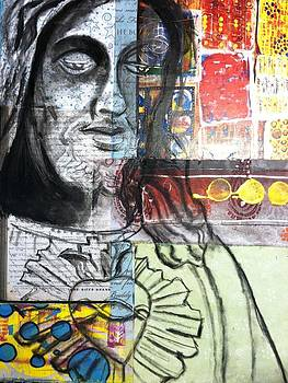 Patchwork Jesus by Carrie Todd