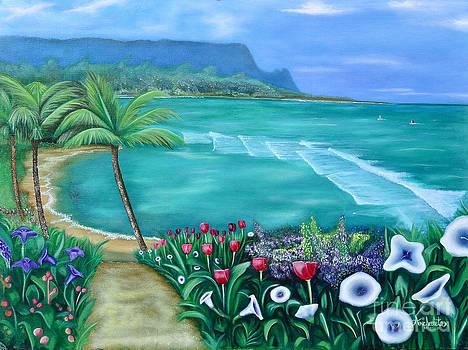 Path to Paradise by Ruben Archuleta - Art Gallery