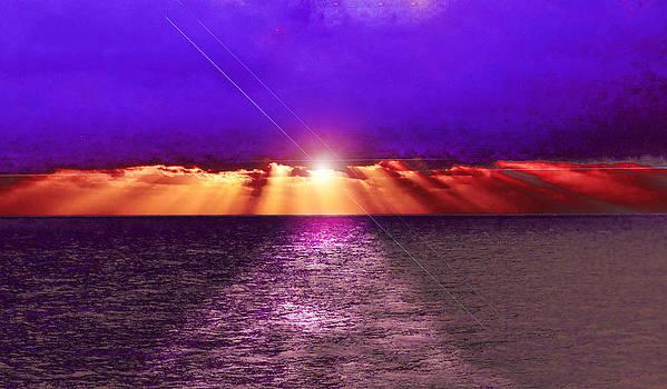 Judy Hall-Folde - Path to the Sun