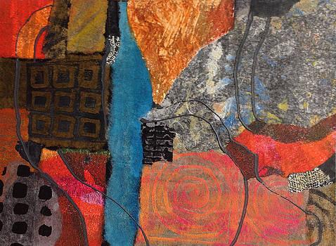 Paths by Catherine Redmayne