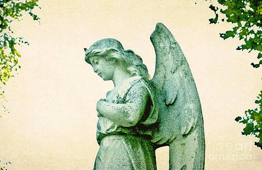 Patina Angel by Valerie Fuqua
