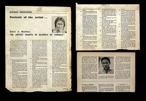 Glenn Bautista - Patmos Interview 1976