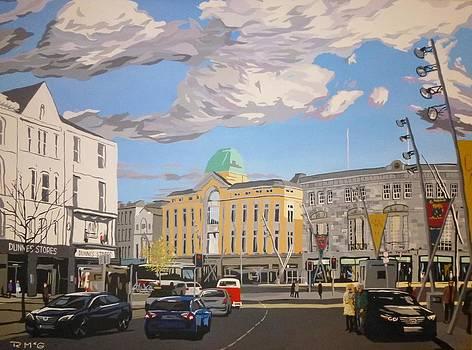 Patrick's street by Rick McGroarty