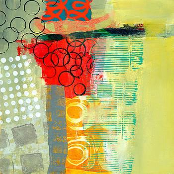Pattern Study #3 by Jane Davies