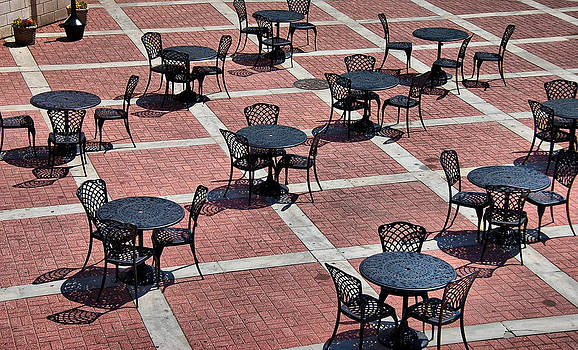 Patterned Chairs by Thomas Taylor