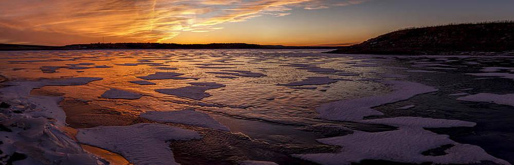 Scott Bean - Patterns on the Ice
