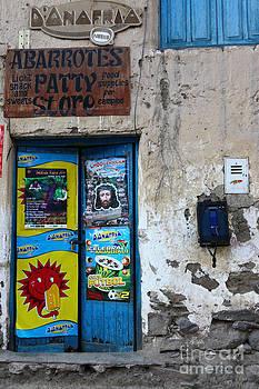 James Brunker - Patty Store