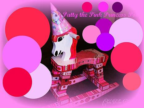 Maryann  DAmico - Patty the Pink Princess Pony