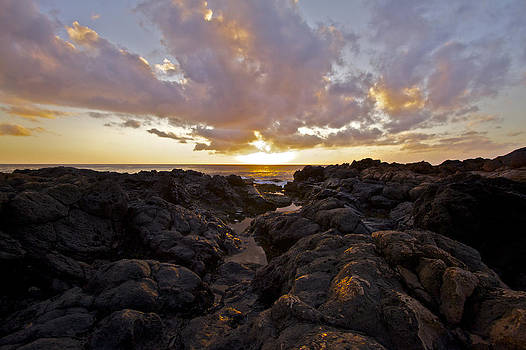 Pau Hana Sunset by Brian Governale