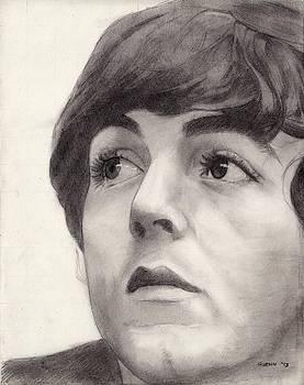 Paul McCartney by Glenn Daniels