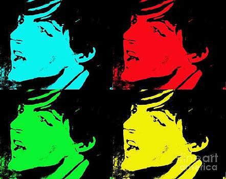 Paul McCartney Pop by Misty Smith