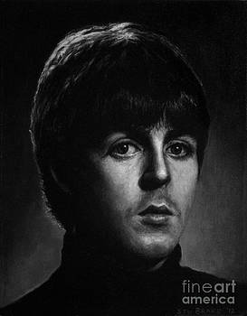 Paul McCartney by Stu Braks
