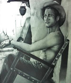 Paul Newman by Carl Baker