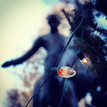 Paul Revere At Christmas by Derek Peplau