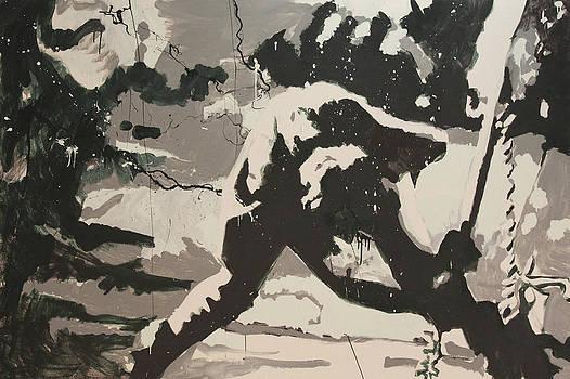 Paul Simonon Of The Clash by Dustin Spagnola