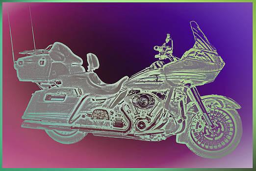 Pauls Harley by David Yocum