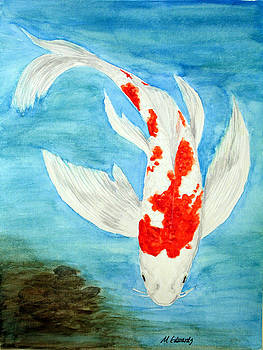 Paul's Koi by Marna Edwards Flavell