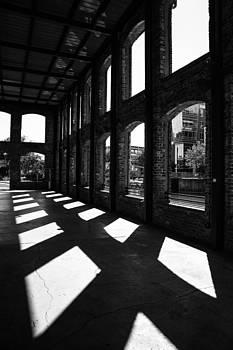 Pavilion Shadows by Josh Blaha