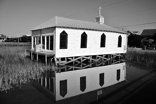 Paulette Thomas - Pawleys Island Church Reflection