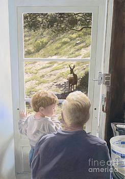 PawPaw's Deer by Dan Dollahon