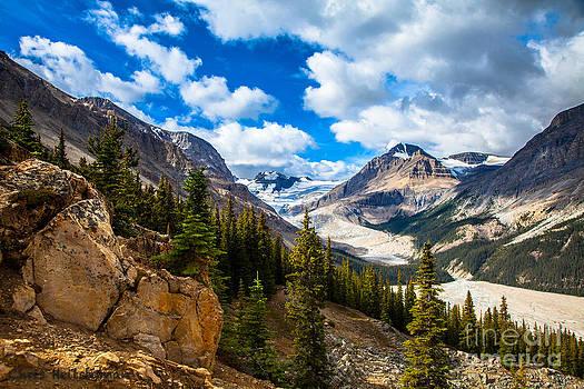 Payto Lake Glacier  by Chris Heitstuman