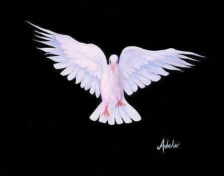 Peace by Adele Moscaritolo