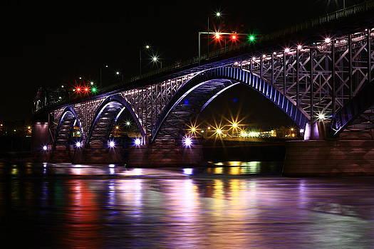 Peace Bridge by Ann Sharpe