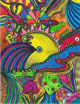 Peace Dream by Peace Gypsy