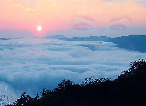 Peace Eyes by Seay Harshaw Delgado
