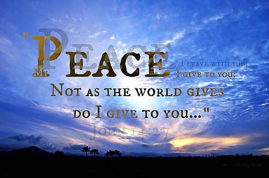 Sharon Tate Soberon - Peace I give to you