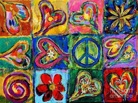 Peace by Kelly Athena