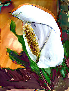 Dee Flouton - Peace Lily 2