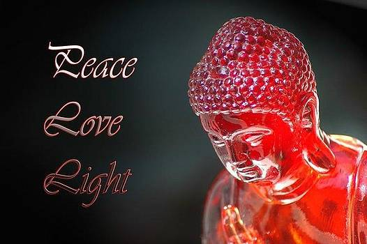 Peace Love Light by Scott Ware