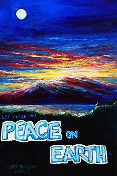 Peace On Earth by Gary Rogers