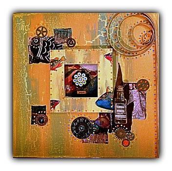 Peace by Schroder Konate