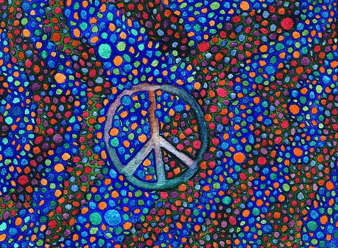 Peace Sign by Janice Dunbar