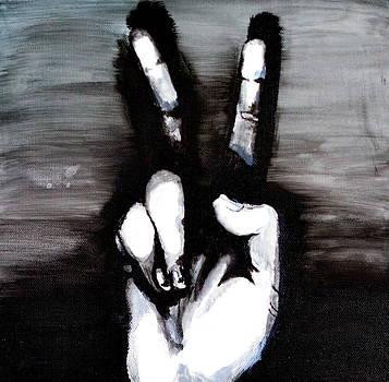 Peace V by Celina Frisson