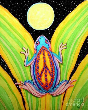 Nick Gustafson - Peacefrog Full Moon