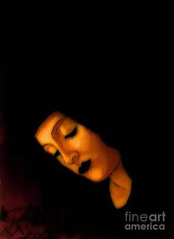 Genevieve Esson - Peaceful Black Madonna
