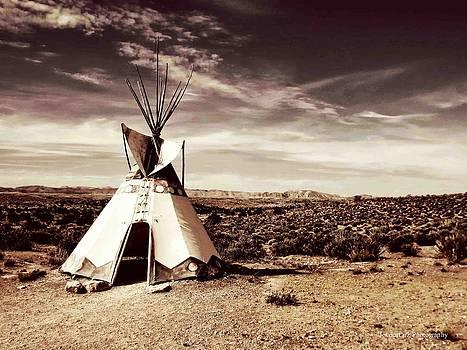Peaceful Desert by Jessica Cirz