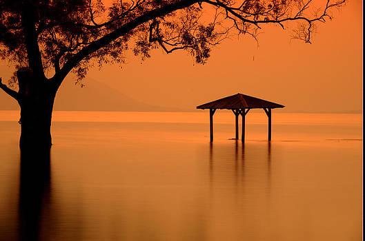 Peaceful Evening by Erwin Sembiring