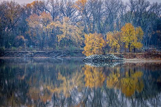 Scott Bean - Peaceful Fall Moment