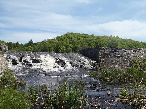 Peaceful Falls by Lorrie M Nelson