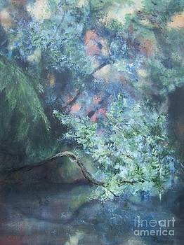 Peaceful Interlude by Mary Lynne Powers