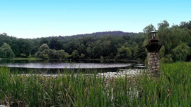 Kathy McCabe - Peaceful Lake