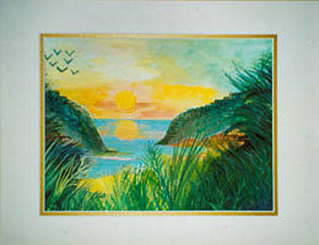 Anne-Elizabeth Whiteway - Peaceful Sundown
